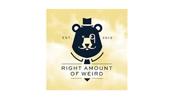 Right Amount of Weird