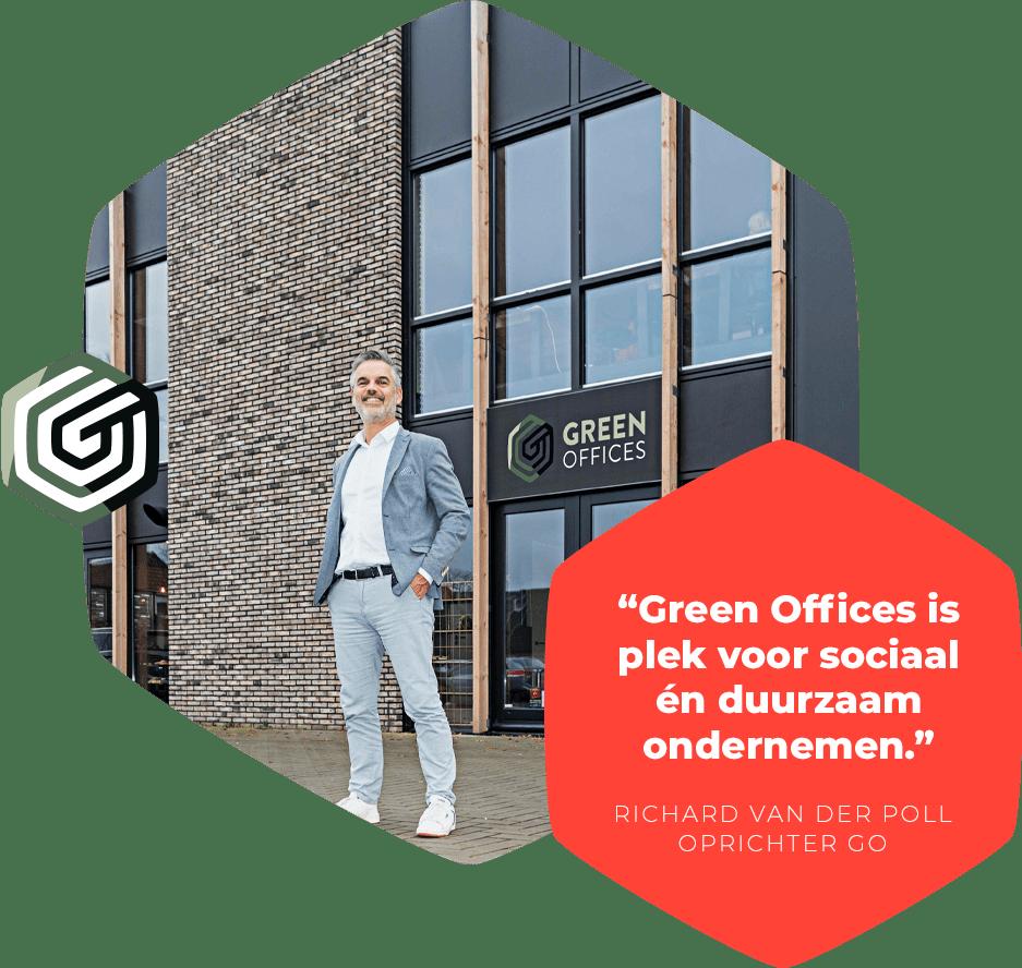 Flexplekken kantoren en vergaderen in Harderwijk