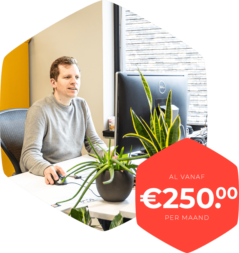 Prive kantoor huren Harderwijk