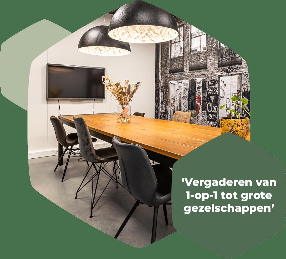 Vergaderen Harderwijk