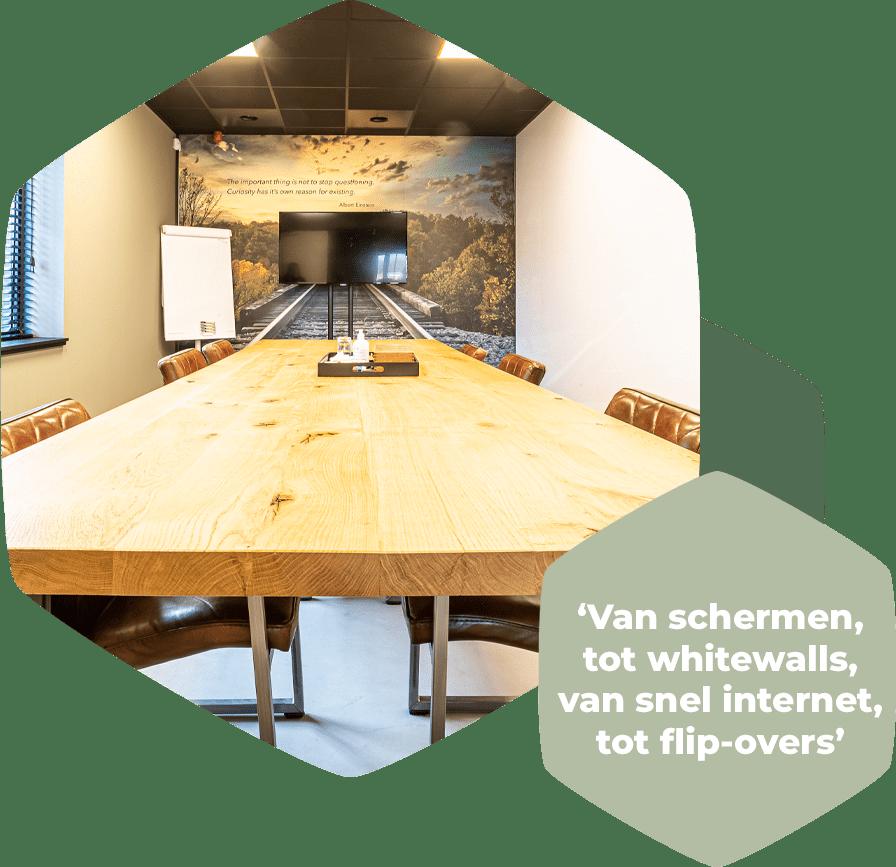 Vergadering plannen Harderwijk