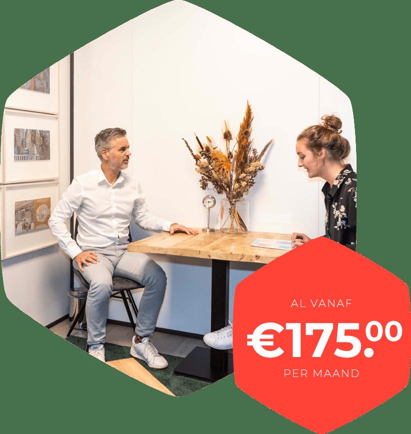 Coworking shared office Harderwijk