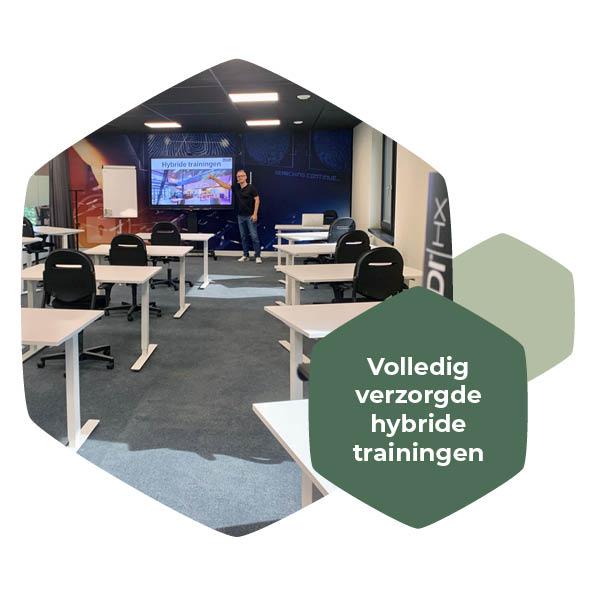 hybride trainen Harderwijk